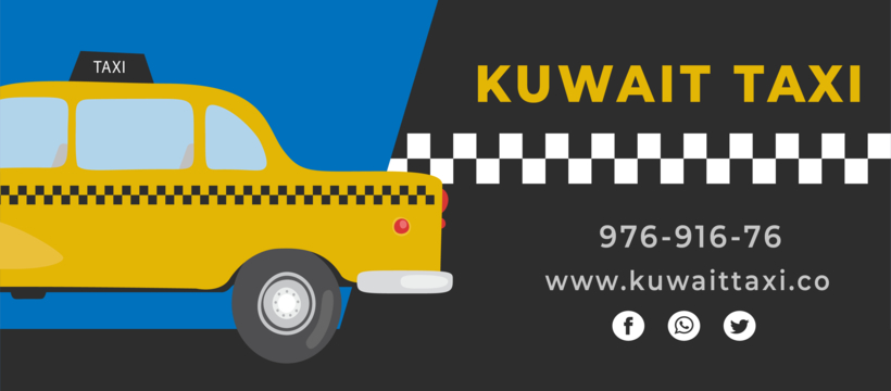 Airport Taxi Kuwait 97691676 - Taxi Delivery to Kuwait Airport