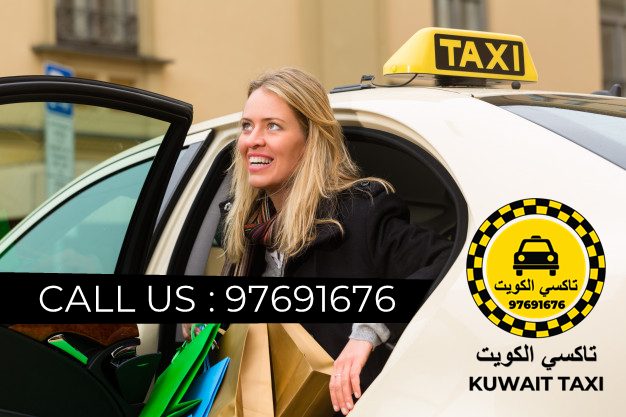 Local Taxi Service in Kuwait